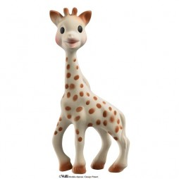 Sophie the giraffe
