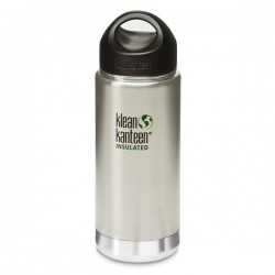 Bouteille isotherme en acier inoxydable Wide 473ml