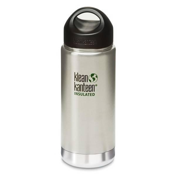 Botella termo de acero inoxidable, Wide Insulated, 473ml.