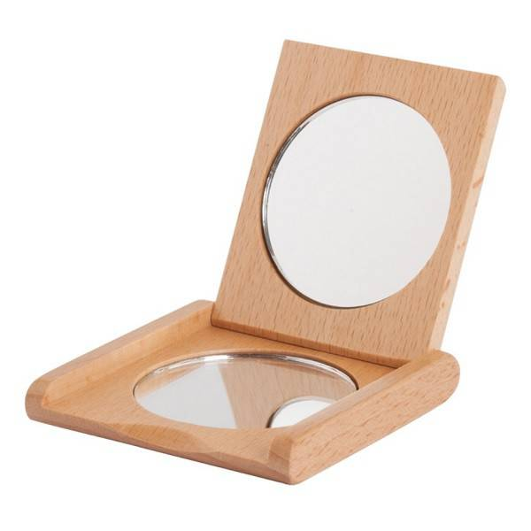 Pocket Folding Mirror