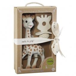 Kit Sophie la jirafa y Mordedor de látex