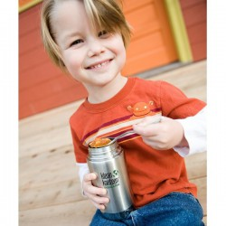 Stainless steel Vacuum Wide Insulated Bottle, 355ml.