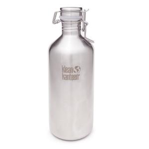 "Botella de acero inoxidable ""Growler"" 1182ml."