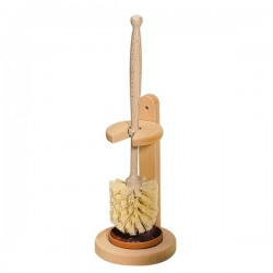 Toilet brush stand