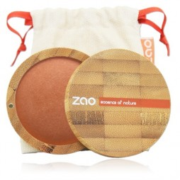 Mineral cooked powder ZAO 345 Cuivre rouge