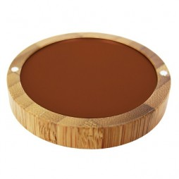 Maquillaje compacto ZAO 735 Chocolate