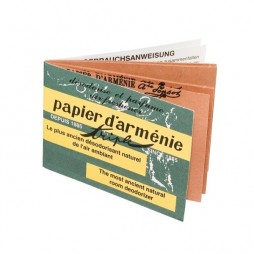 Ambientador natural Papier D'Arménie