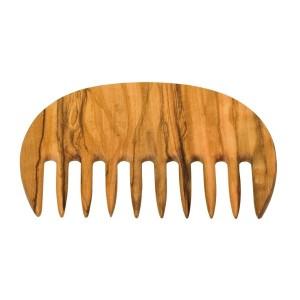 Peine para cabello rizado