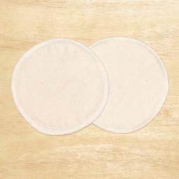 Discos de lactancia reutilizables