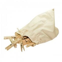 Pinzas de madera XL para tender la ropa