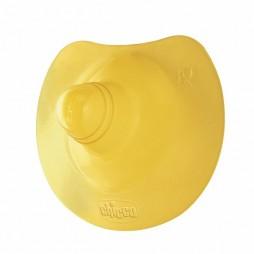 Protège-mamelon en caoutchouc S 2 unités