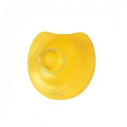 Protege pezón de látex S 2 uds