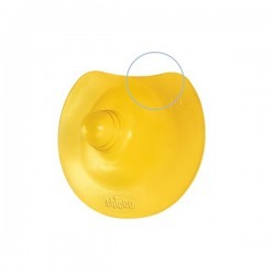 Natural rubber Nipple Shields Small 2 units