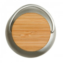 "Tapón de acero inoxidable ""Bamboo Cap"""