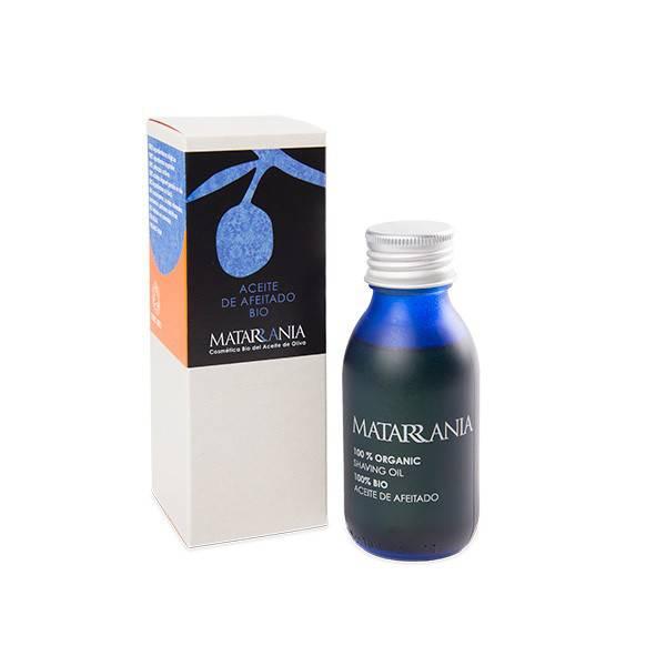 Aceite de afeitado bio Matarrania 100ml.