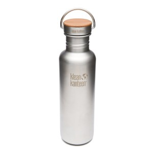 Botella de acero inoxidable mate The Reflect 800ml.