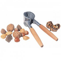 Aluminium Multi-functional Nut Cracker. Redecker