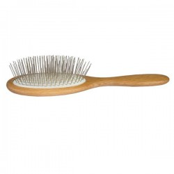 Wire hair brush