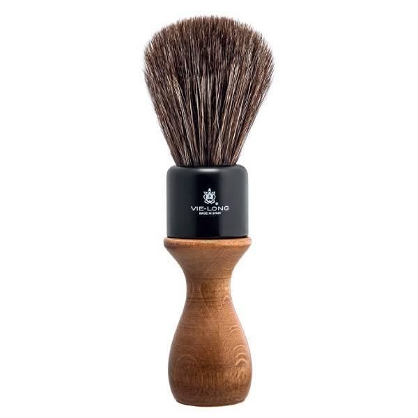 American Style Shaving Brush Natural Horse Hair