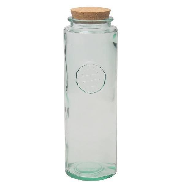 Recycled Glass Spaghetti Jar 1,8L.