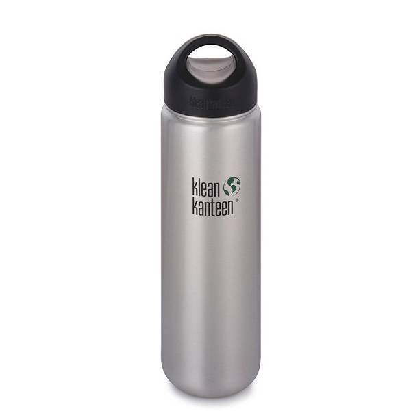 "Gourde en Inox ""Wide"" 800 ml."