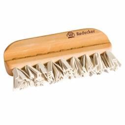 Cepillo pequeño de latex para quitar pelusas, pelos o caspa