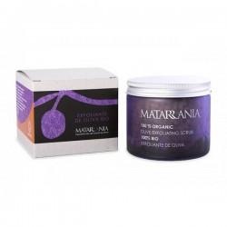 Exfoliant huile d'olive bio MATARRANIA 250ml.