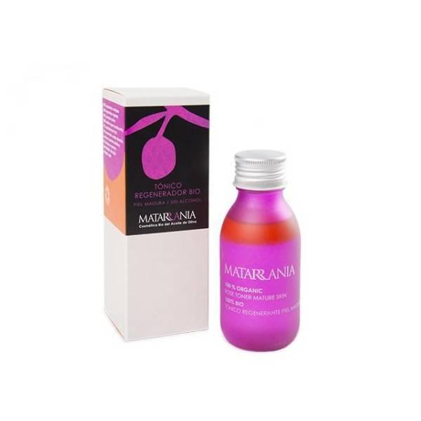 Organic Rose Toner Mature Skin, 100ml.