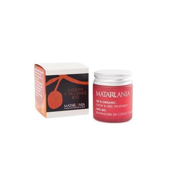 Organic elbow & heel treatment Matarrania 30ml.