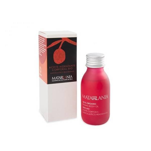 Organic Firming Anti-cellulite Oil, 100ml.