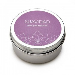 "Shaving & Hair Removal Soap ""Suavidad"" 80ml."