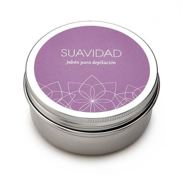 "Shaving & Hair Removal Soap ""Suavidad"" 80ml."