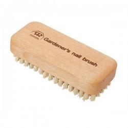 Cepillo de uñas de fibras vegetales extra duras