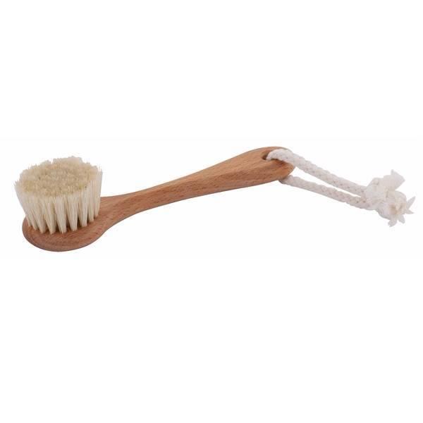 Brosse nettoyante visage manuelle avec manche