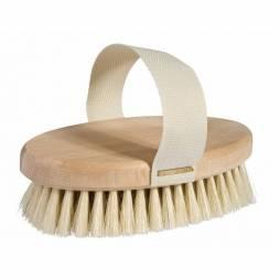Cepillo para masaje corporal de cerdas naturales
