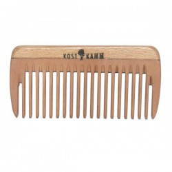 Wooden Pocket Comb 8cm.