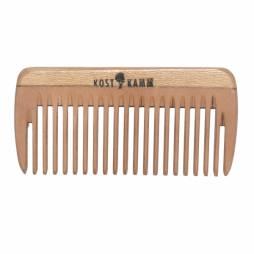 Wooden Pocket Comb 8cm.