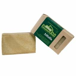 Jabón y champú de Alfalfa 140gr.