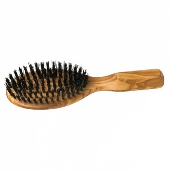 Cepillo de bolsillo de madera de olivo REDECKER