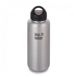 Botella de acero inoxidable de boca ancha Wide 1182 ml.