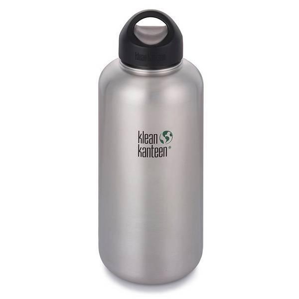 Botella de acero inoxidable de boca ancha Wide 1900 ml.