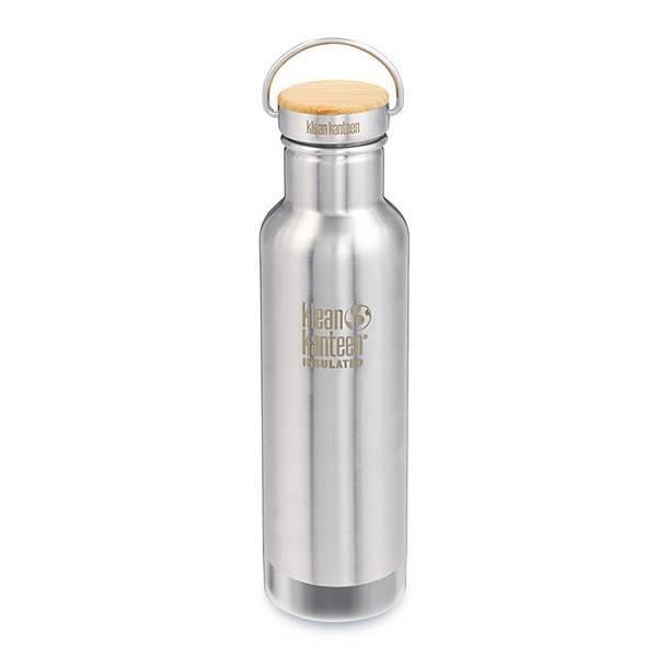 """Botella termo de acero inoxidable, """"Insulated Reflect"""" 592ml."""