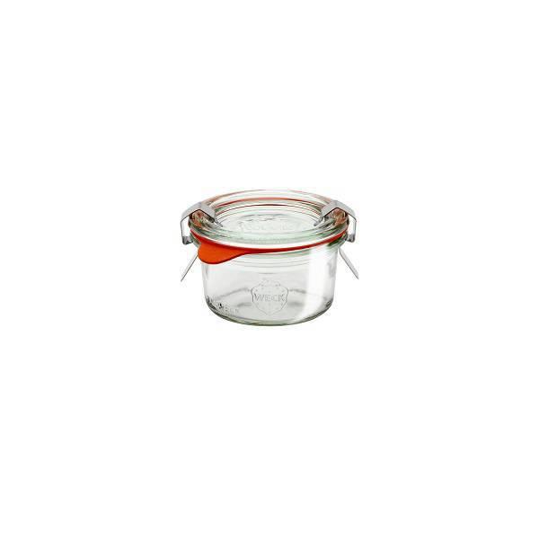"""Pot en verre rond hermétique """"MOLD"""" 50ml."""