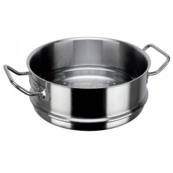 """Ensemble cuit vapeur en acier inoxydable """"Profesional Line"""""""