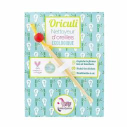 Oriculi organic ear cleaner