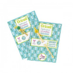 Oriculi organic ear cleaner