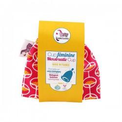 Menstrual cup Lamazuna