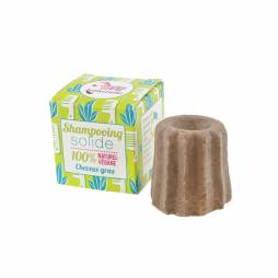 Champú sólido natural para cabello graso con verbena exótica 55 gr.
