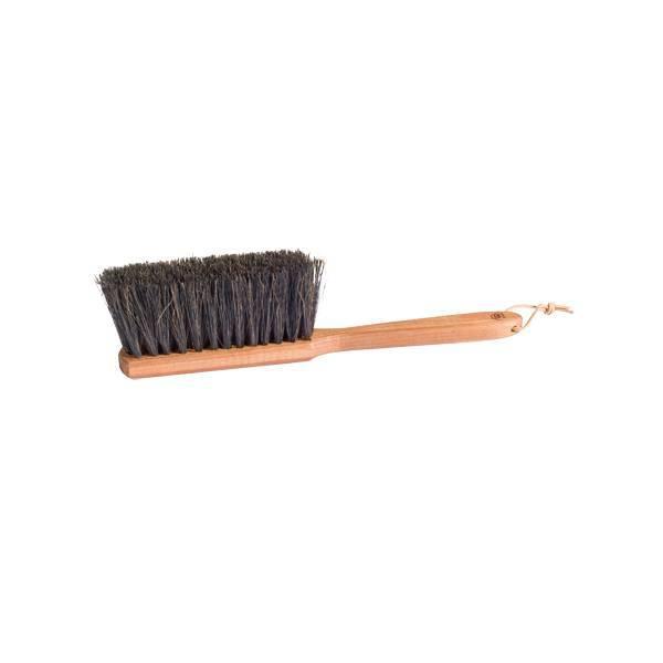 Cepillo escoba de mano de fibra vegetal 35 cm