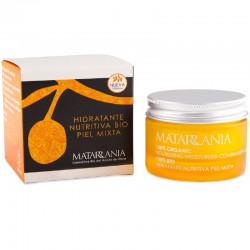 Organic moistering cream...